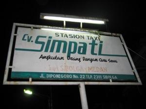 Taksi Simpati ...